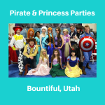 Pirate & Princess Parties