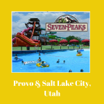 Provo and Salt Lake City, Utah