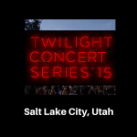 Twilight Concert Series '15