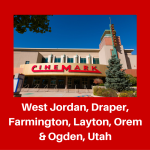 West Jordan, Draper, Farmington, Layton,