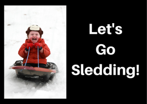 Let'sGoSledding!